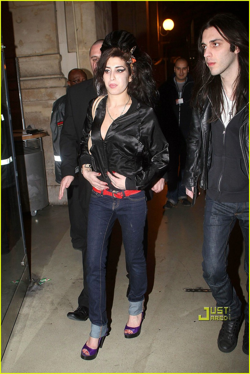 amy winehouse fashion week 05968391