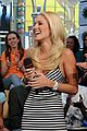 heidi montag rapping on trl 09