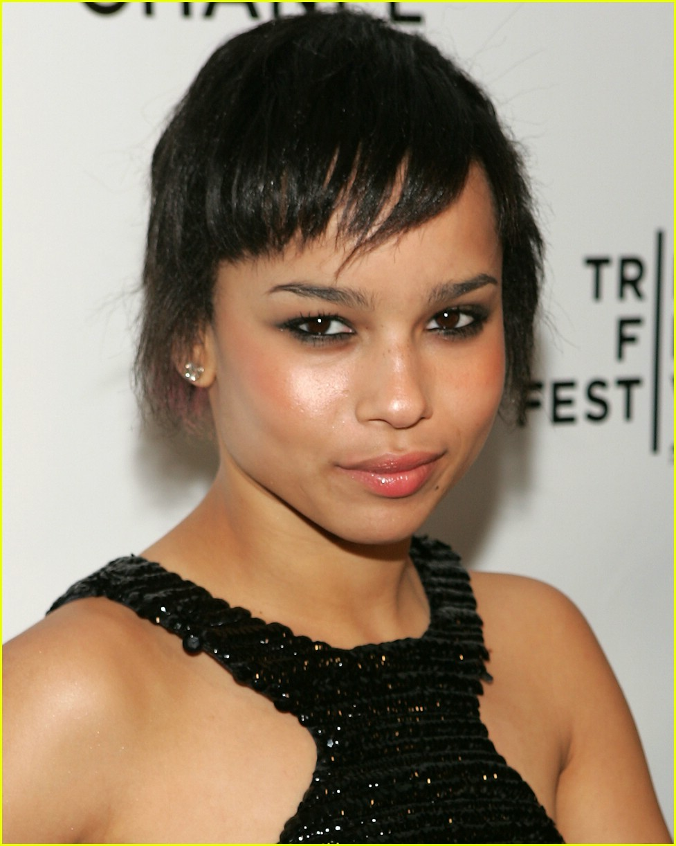zoe kravitz chanel tennessee tribeca 12