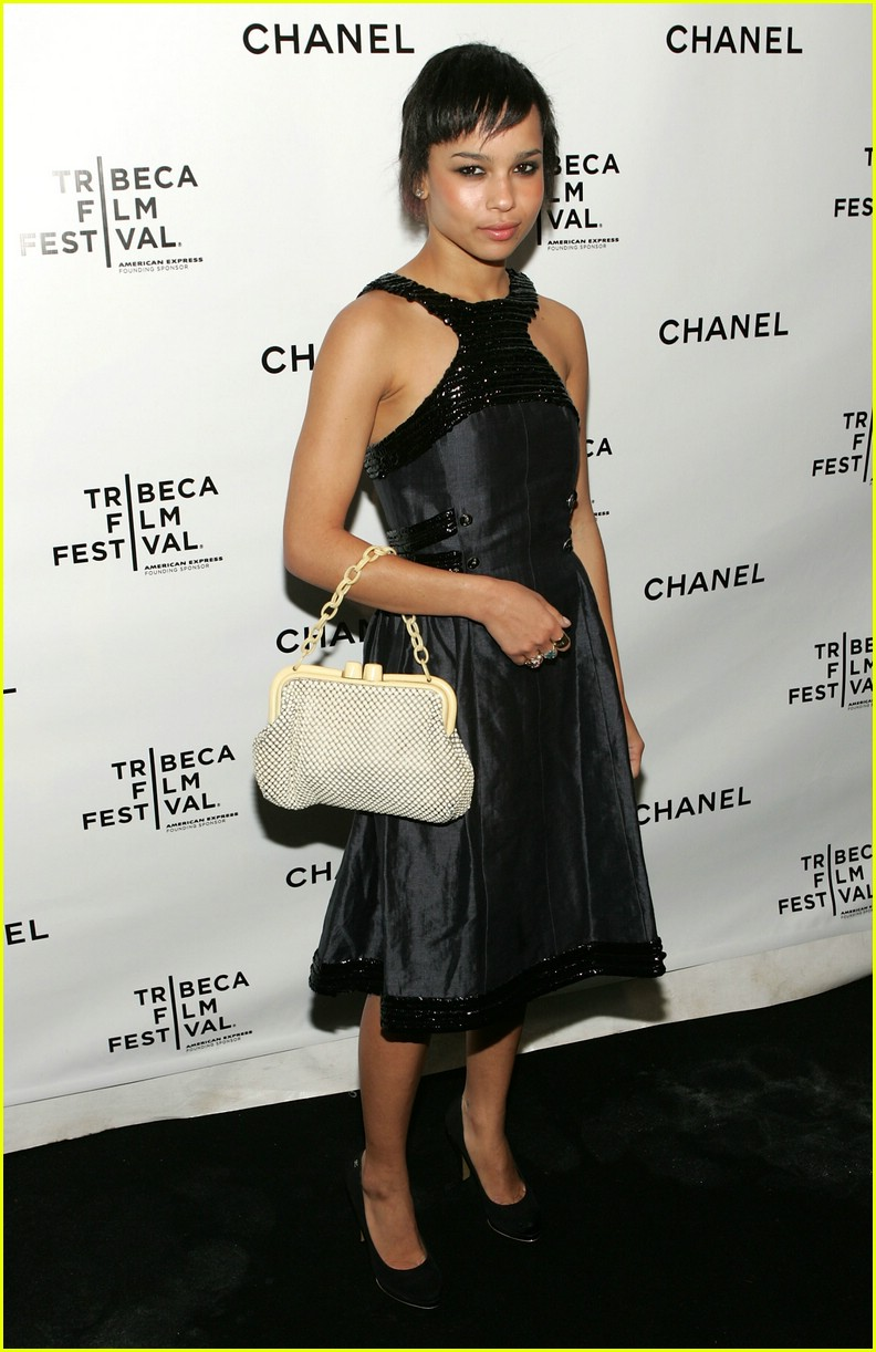 zoe kravitz chanel tennessee tribeca 14