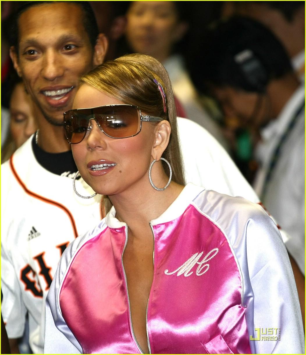 mariah carey baseball 071162401