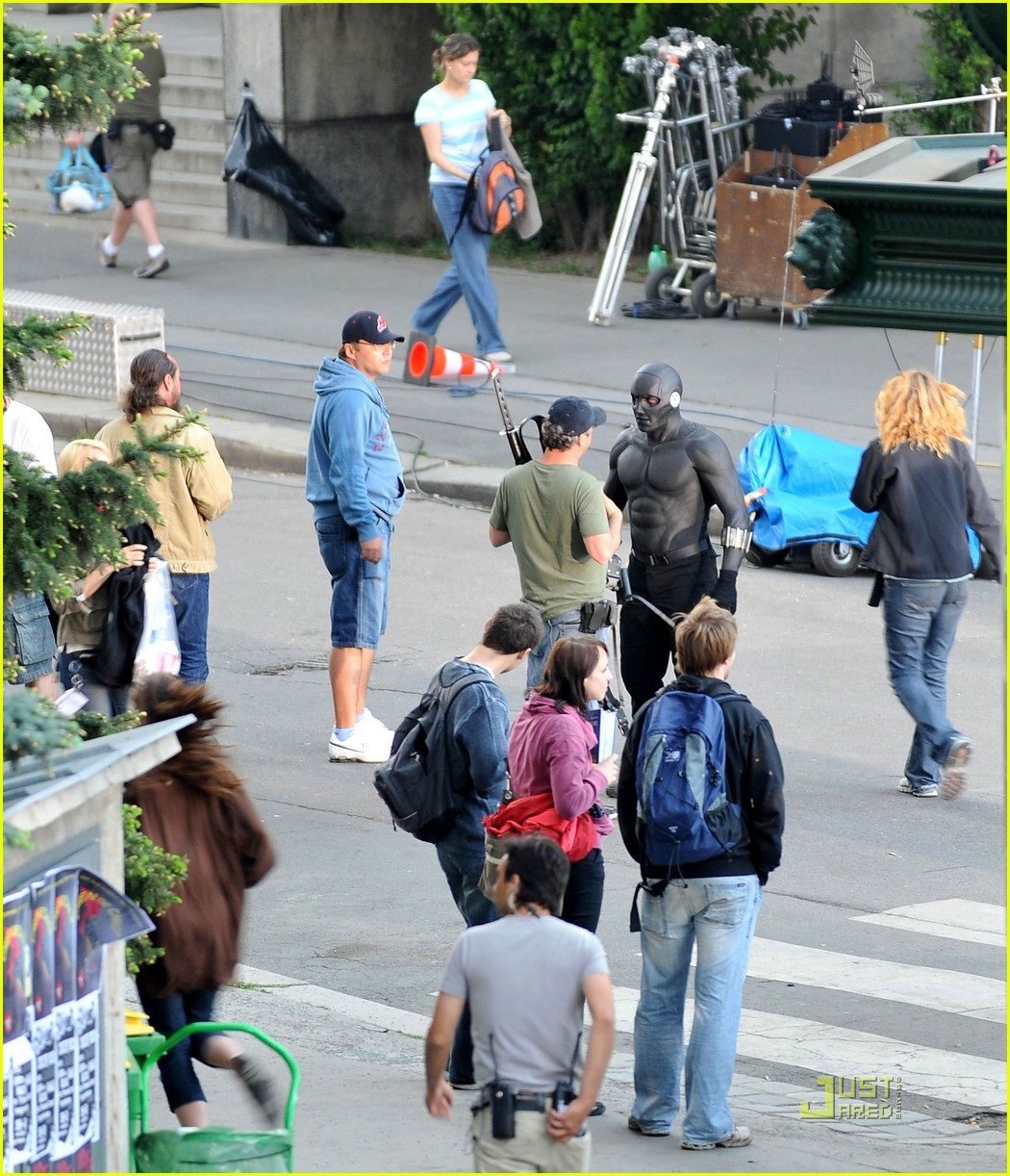 channing tatum filming gi joe 14