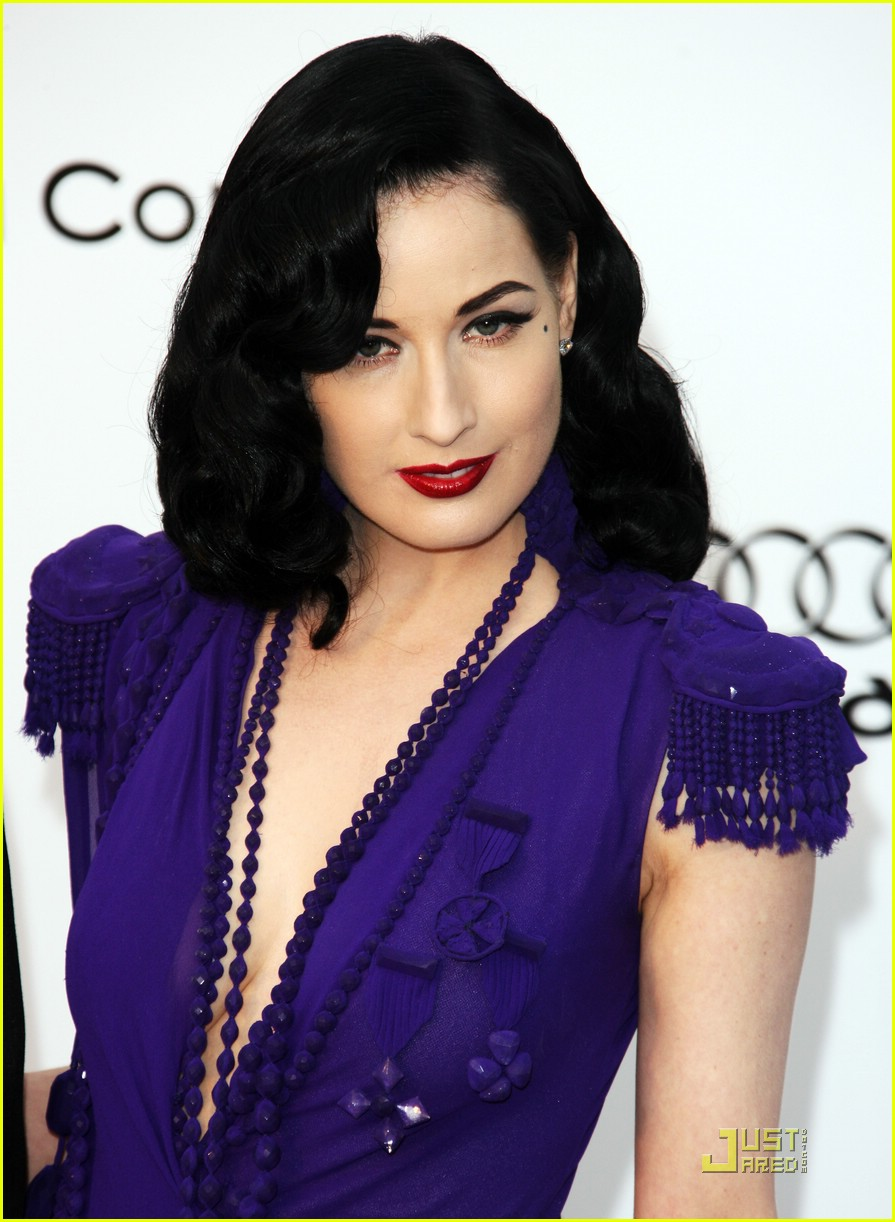 dita von teese amfar cinema against aids 01