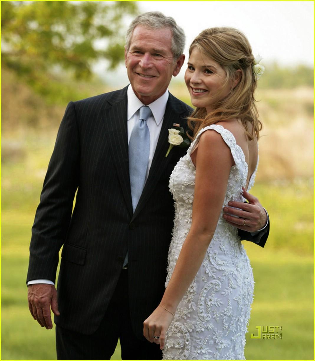 jenna bush wedding pictures 09