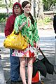 leighton meester green gossip girl 33