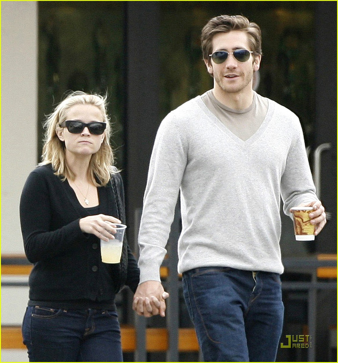 Full Sized Photo of reese witherspoon jake gyllenhaal ... Jake Gyllenhaal