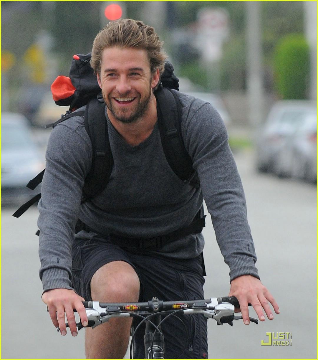 Full Sized Photo of scott speedman bicycle 08 | Photo ... Scott Speedman Body