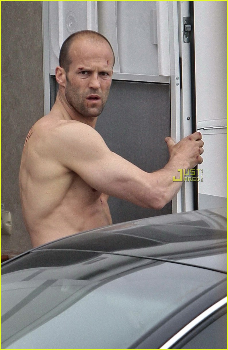 Jason statham shirtless