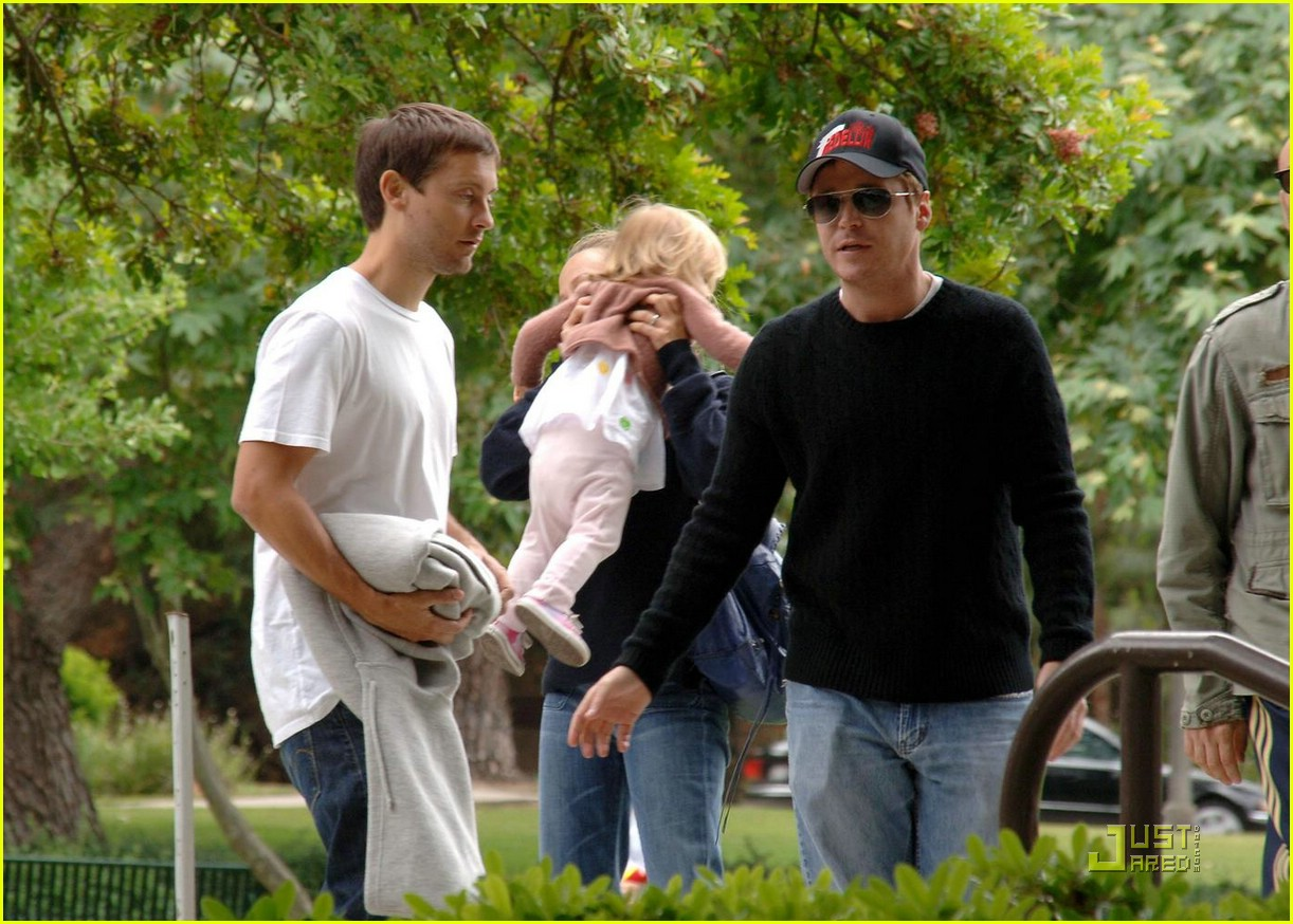 tobey maguire sweetheart sunday 051157871
