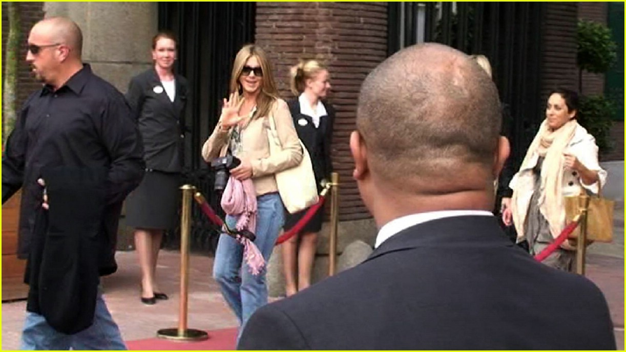 Jennifer Aniston's Ams...