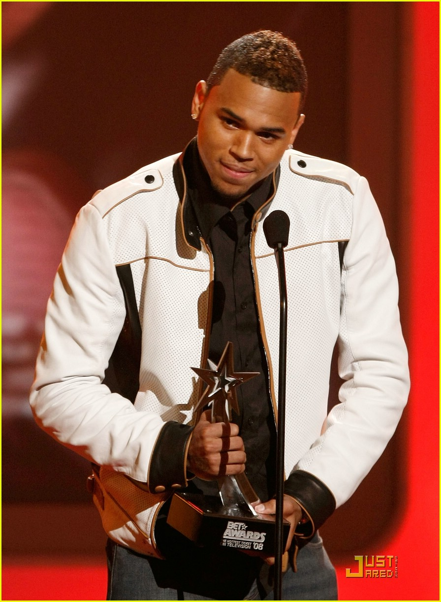 Chris Brown 2008 chris brown bet awards 2008 27