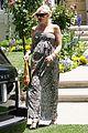 gwen stefani maxi dress 06