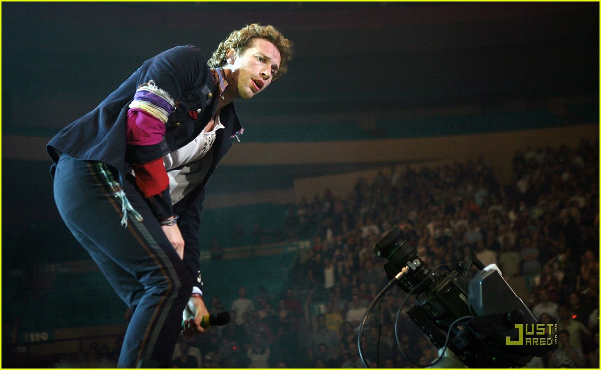 chris martin coldplay madison square garden 111223471