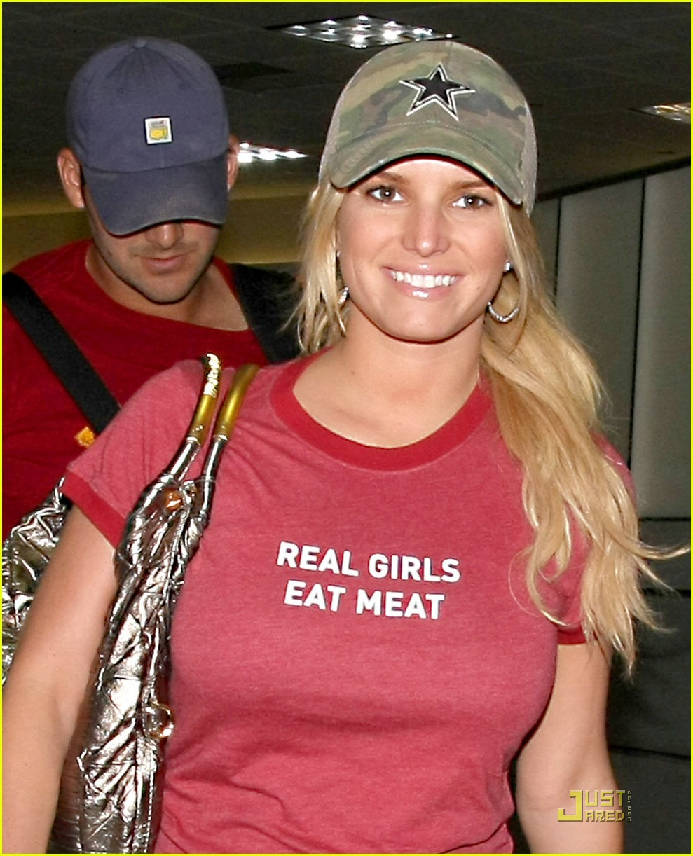 jessica simpson real girls eat meat 051201731