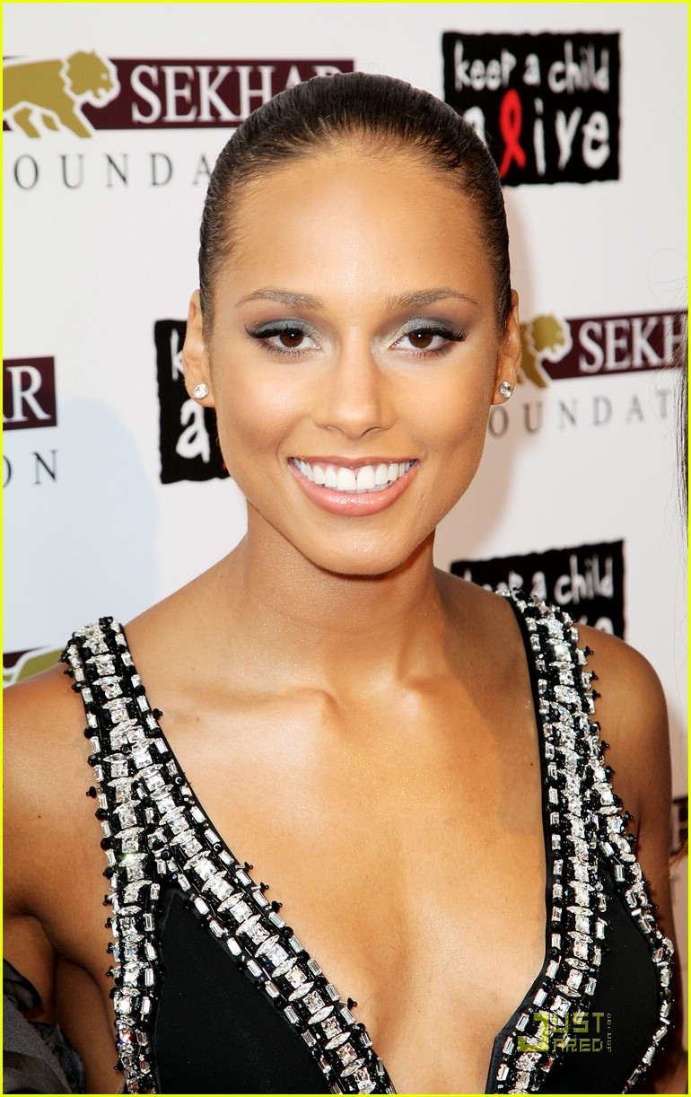 alicia keys half brother cole 02