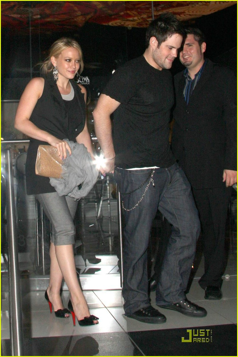 hilary duff mike comrie katsuya 07