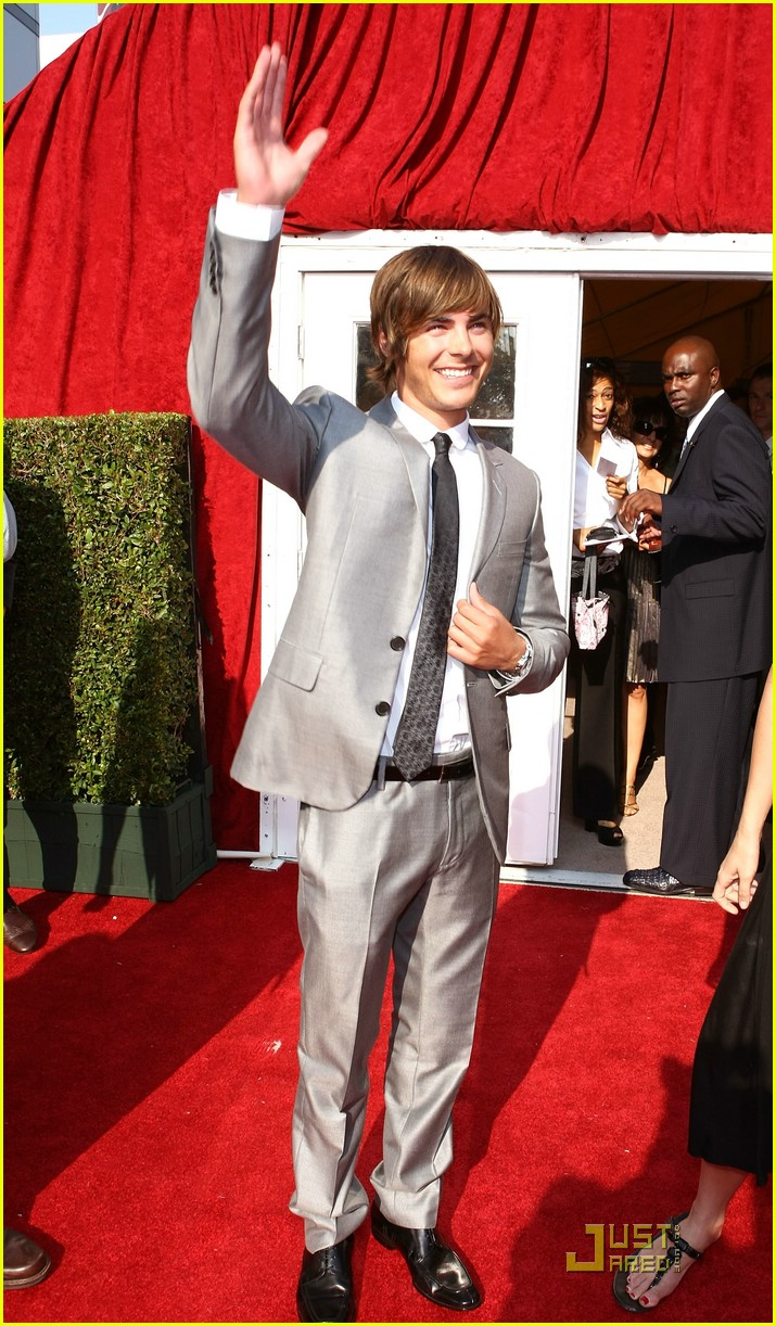 zac efron espy awards 2008 03