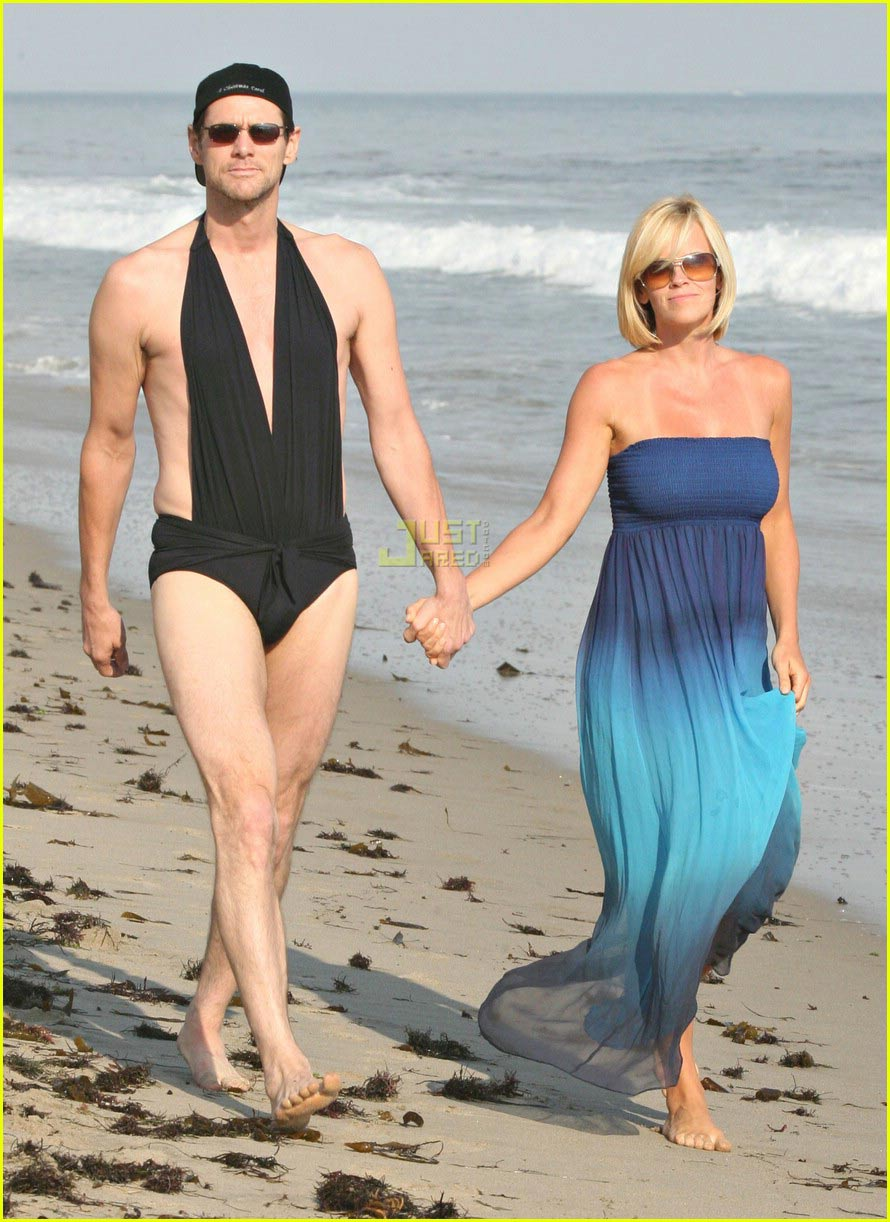 jim carrey jenny mccarthy same swimsuit 05