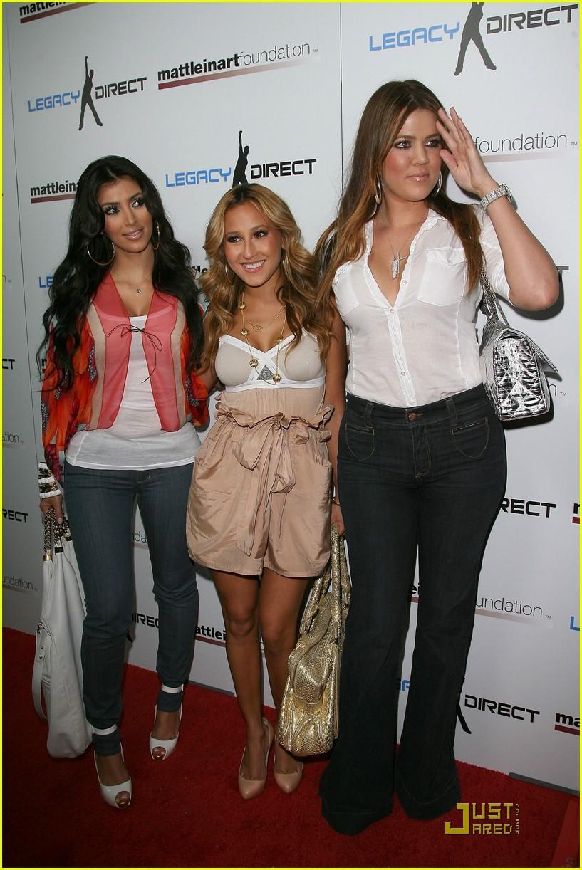 kim kardashian celebrity bowling 12