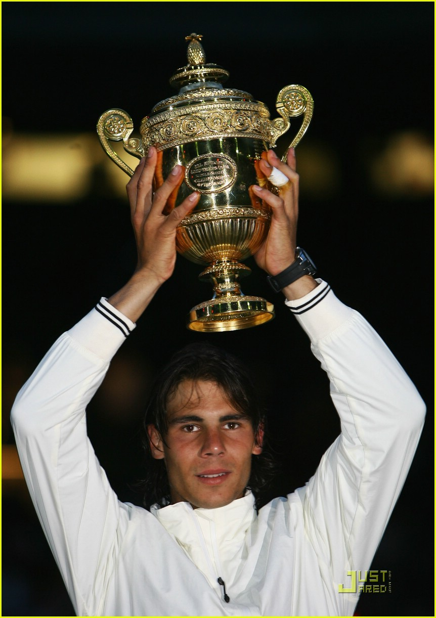 who won wimbledon rafael nadal 06