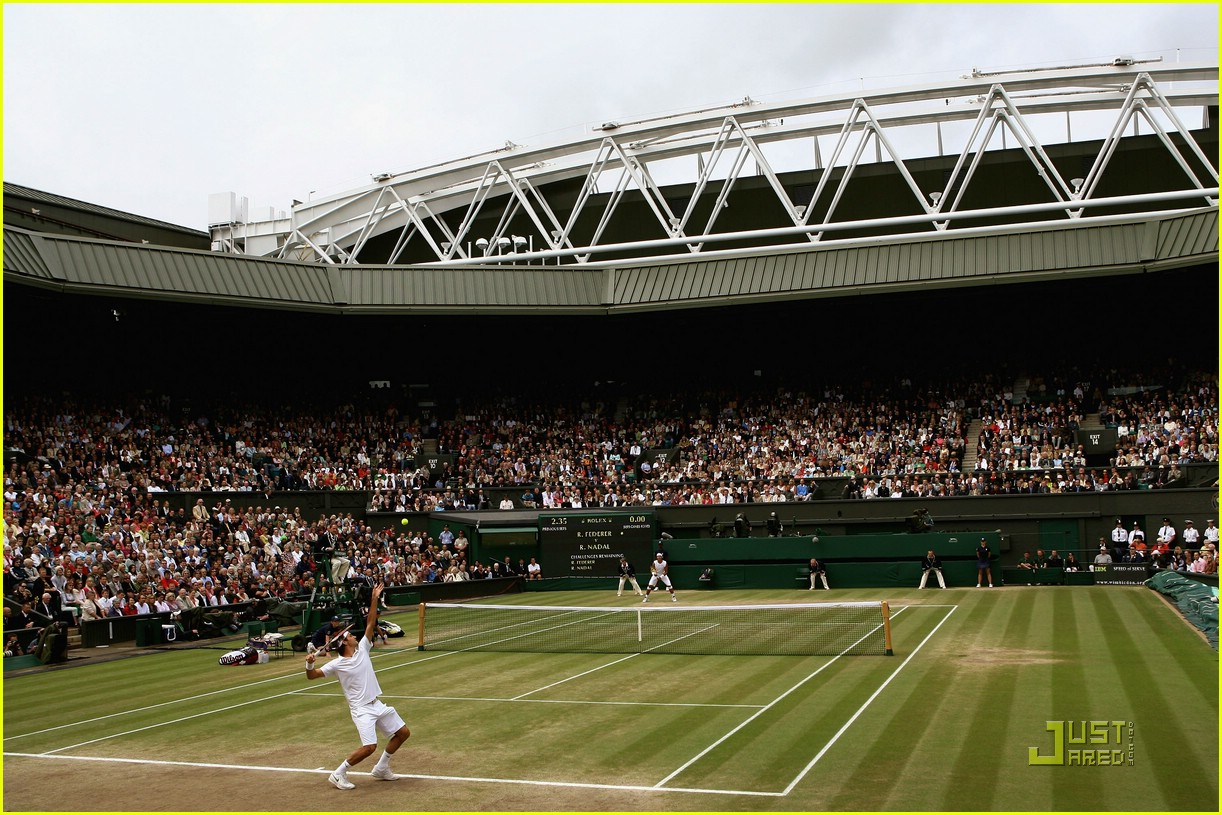who won wimbledon rafael nadal 16