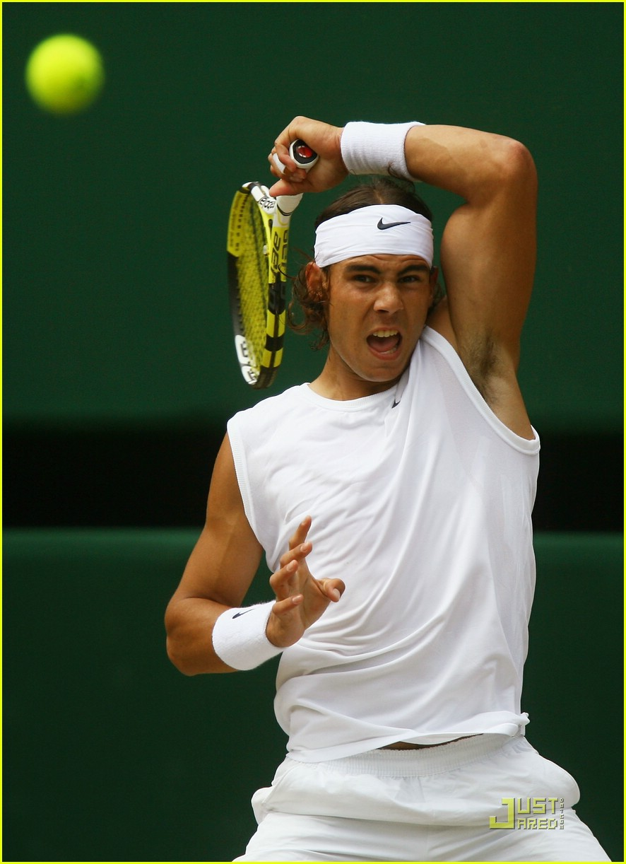 who won wimbledon rafael nadal 18