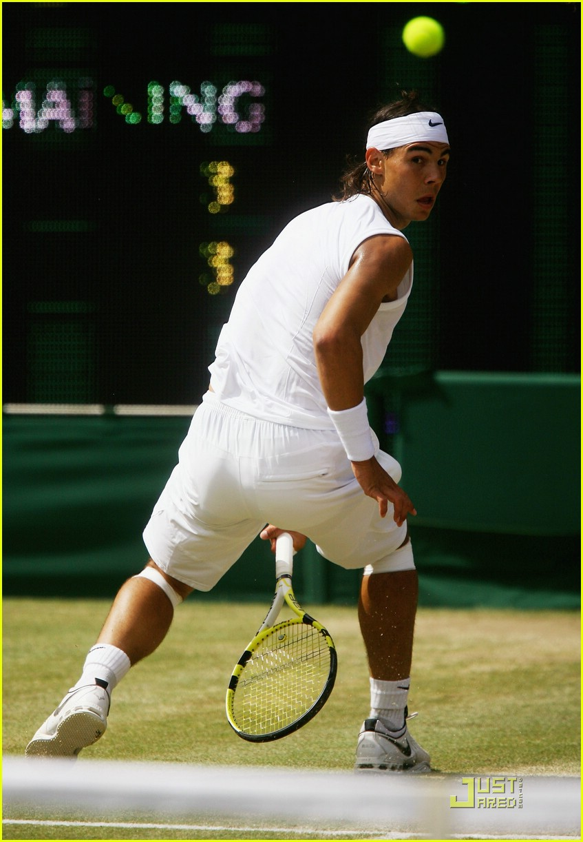 who won wimbledon rafael nadal 25