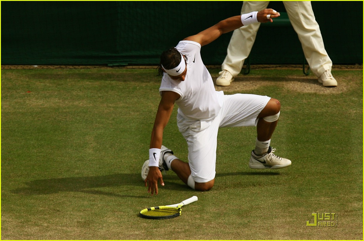 who won wimbledon rafael nadal 43