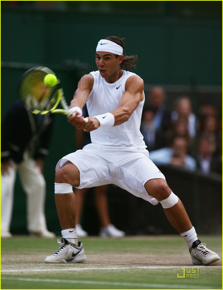 who won wimbledon rafael nadal 75