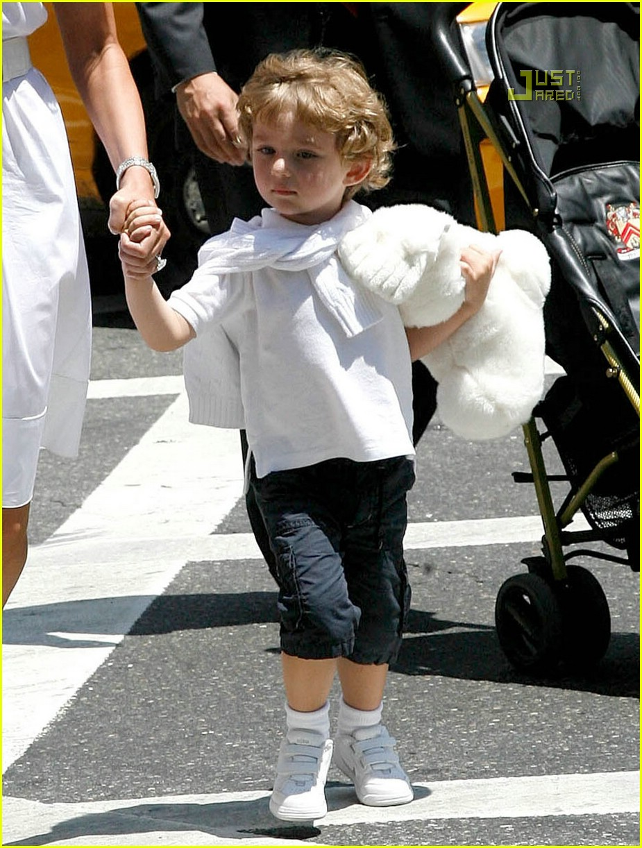 Full Sized Photo of barron trump preppy 05 | Photo 1242411 ...