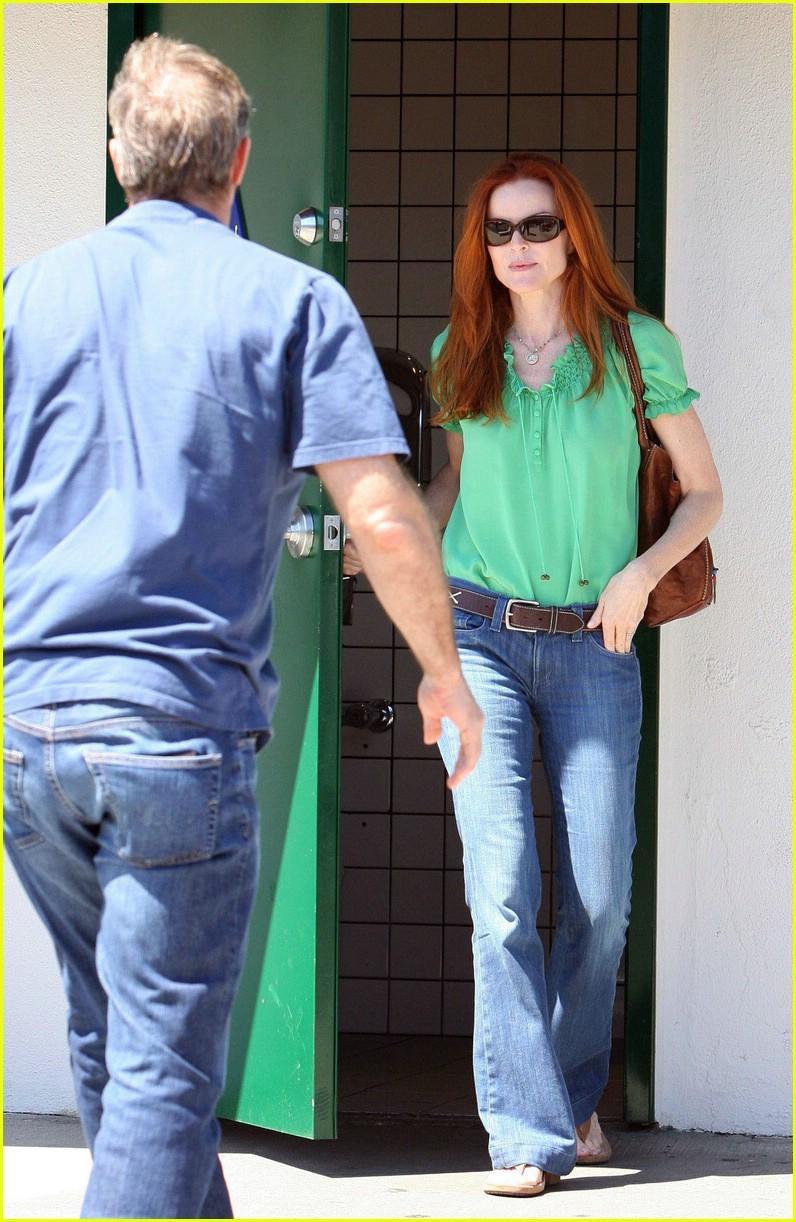 Marcia cross desperately uses the men s bathroom photo 1367711