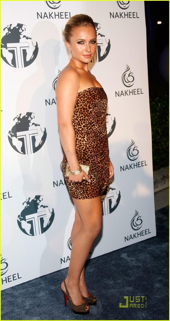hayden panettiere leopard 101365631