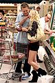 heidi montag spencer pratt grocery shopping gelsons 06