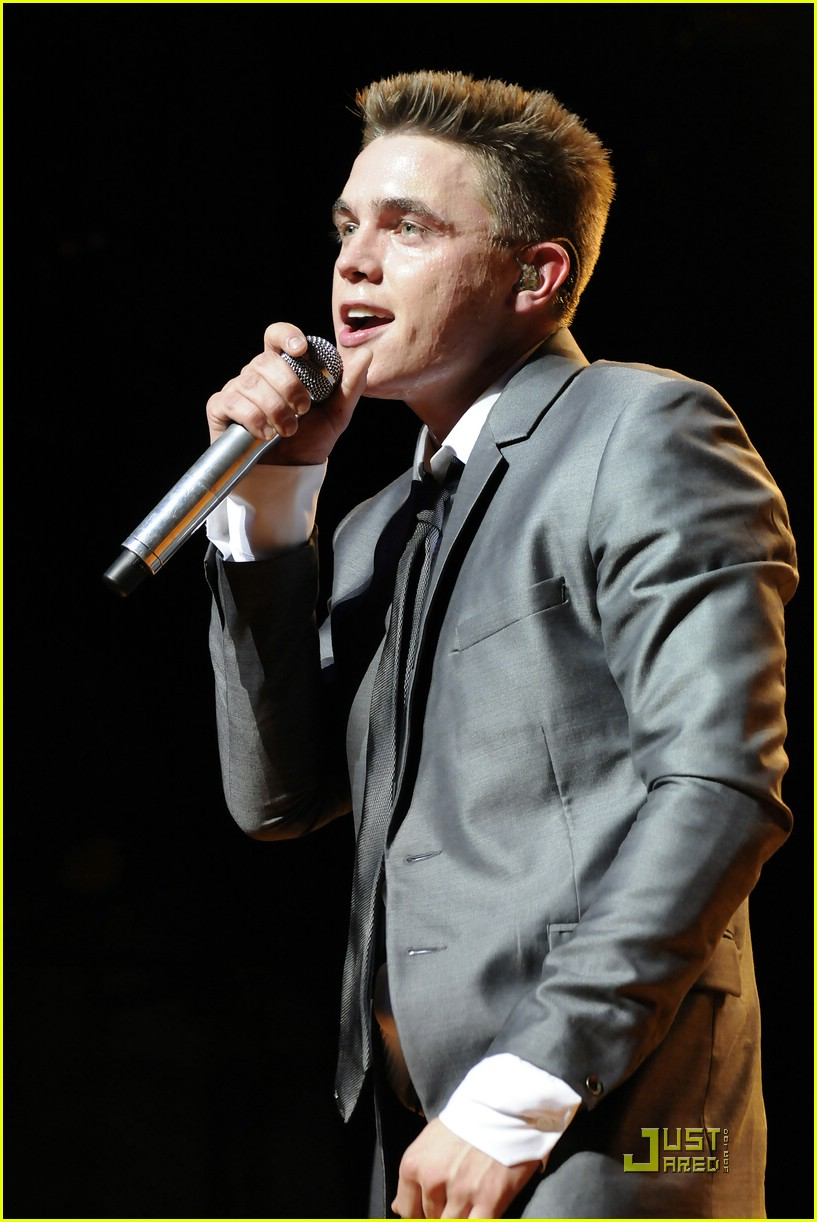 jesse mccartney orpheum 09