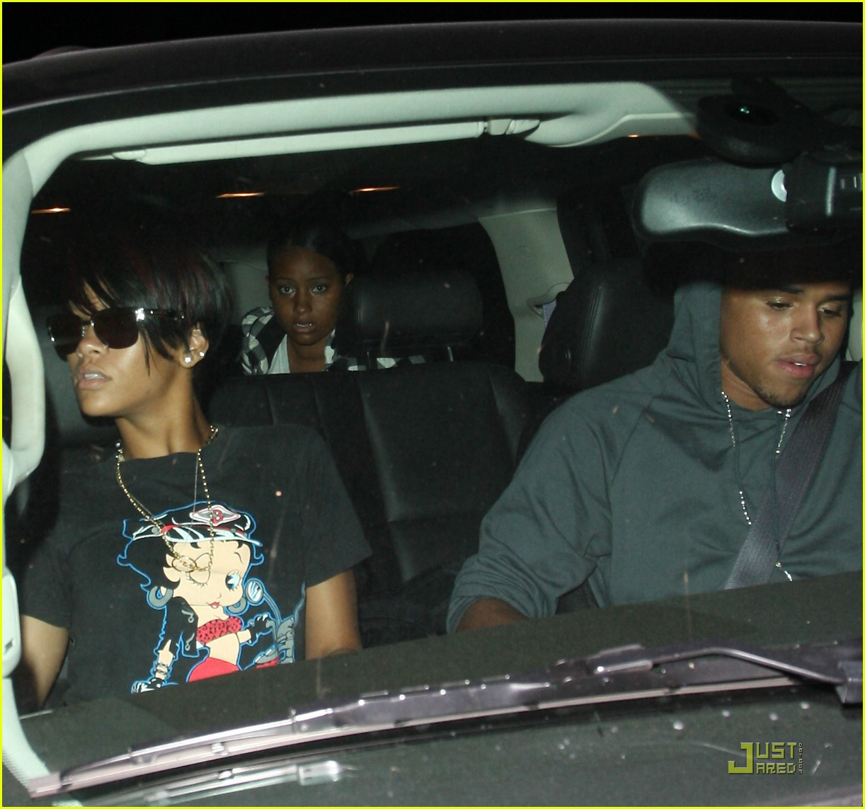 chris brown and rihanna dating 2008