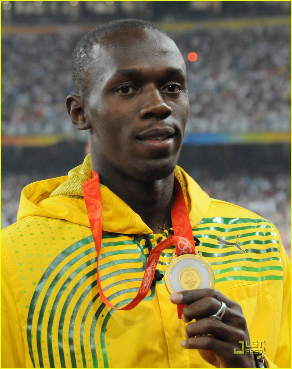 Usain Bolt The Fastest Man Earth