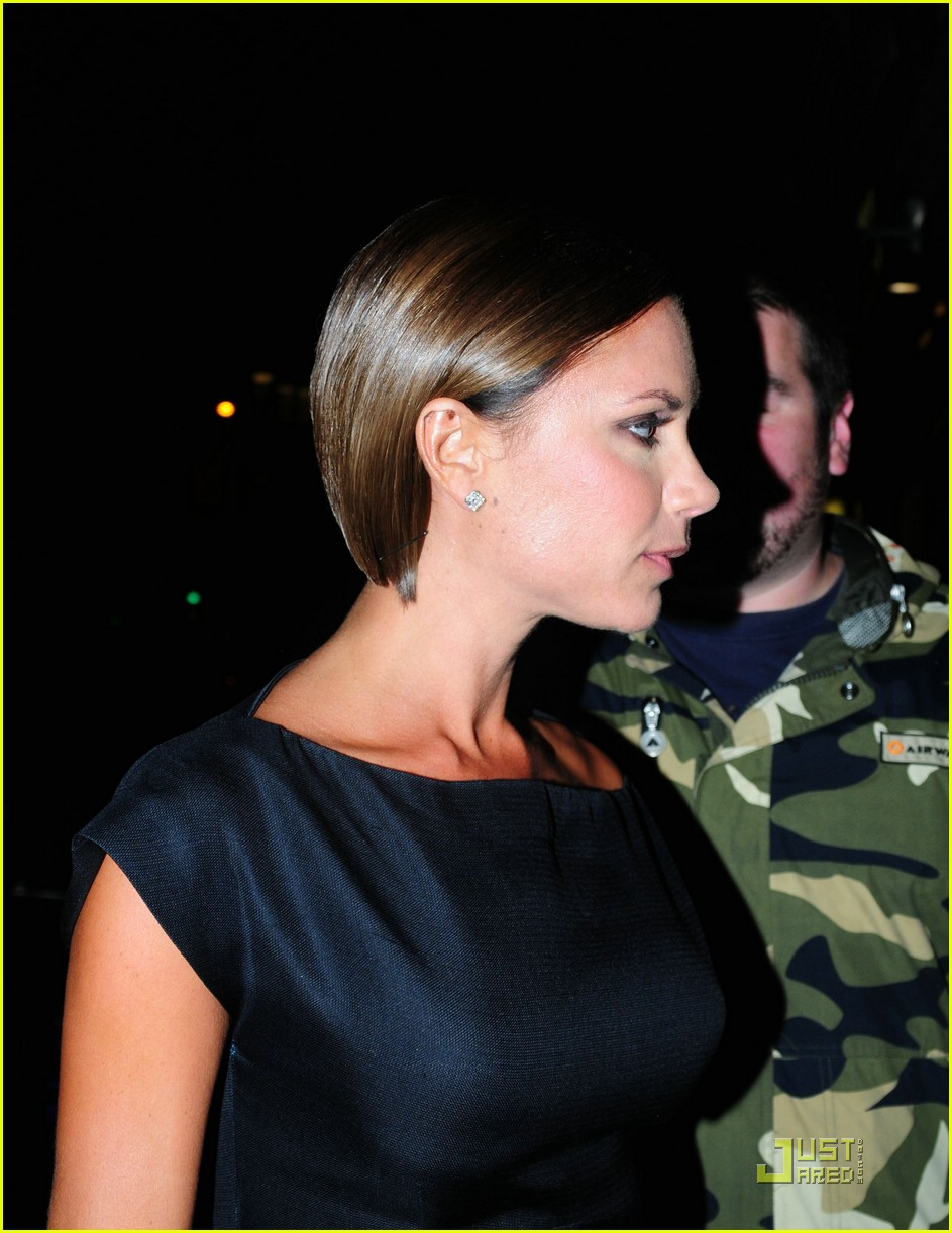 victoria beckham perfume launch 22