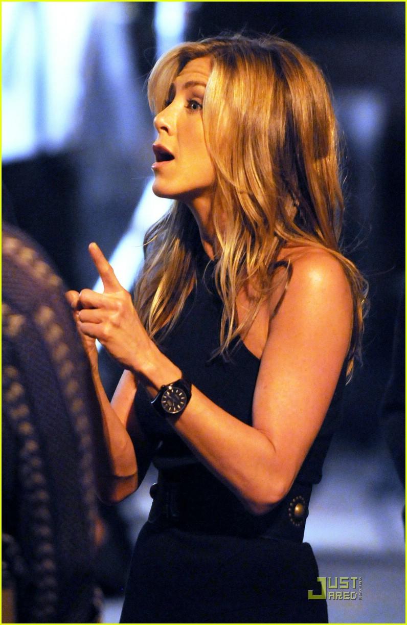 Jennifer Aniston Is A Stalker Photo 1393491 Alec
