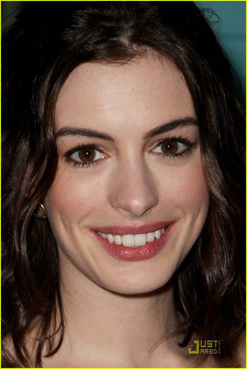 its amazing photo are Anne Hathaway Hot