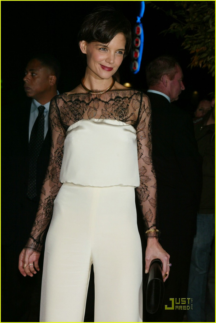 Full Sized Photo of katie holmes jumpsuit 14   Photo ... Katie Holmes