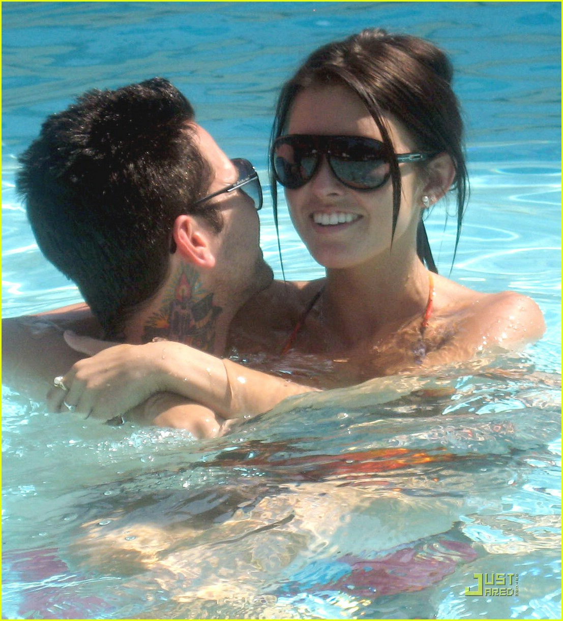 josh christopher audrina patridge 19