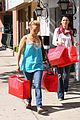 hayden panettiere shopping vivere 09