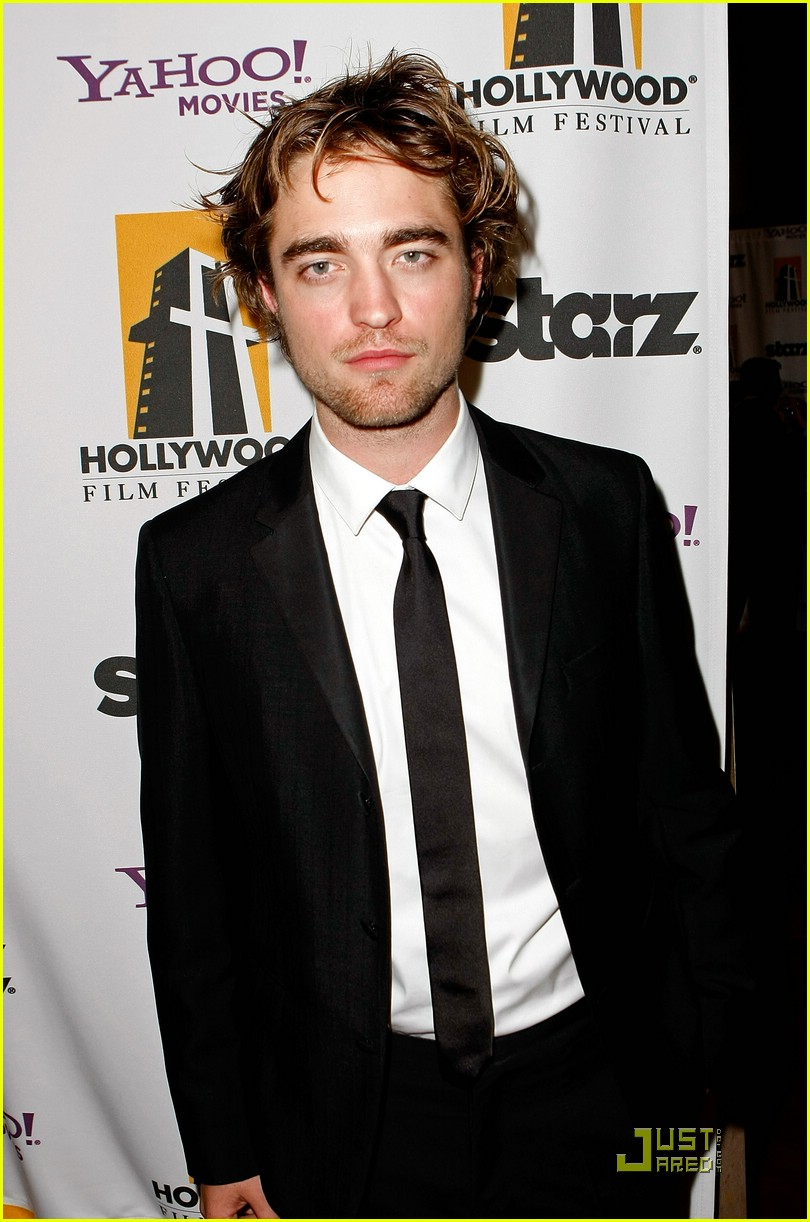 robert pattinson hollywood film festival 09