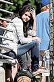 selena gomez baseball game 05
