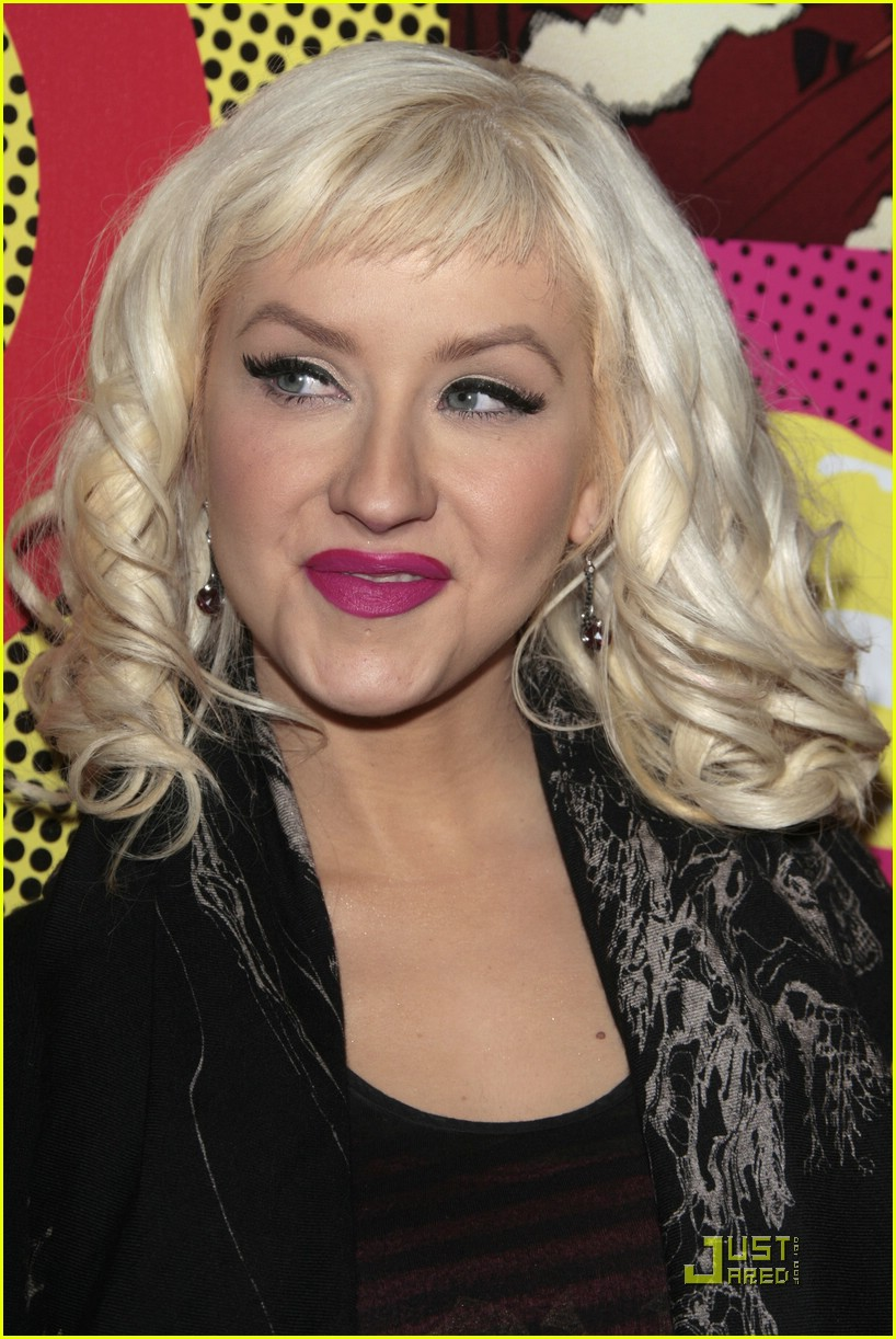 christina aguilera target a night of music 011561941