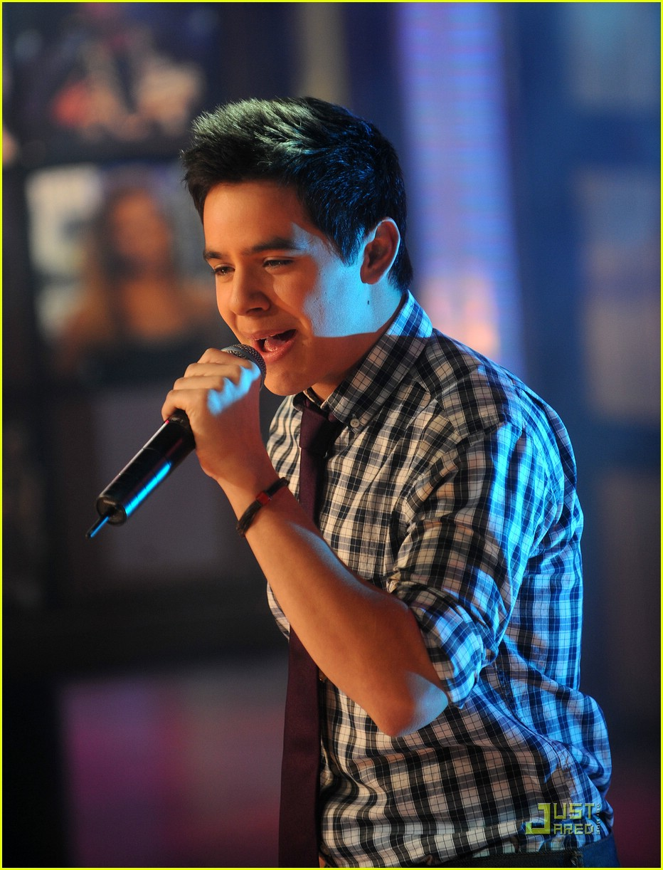 david archuleta mtv tl 12