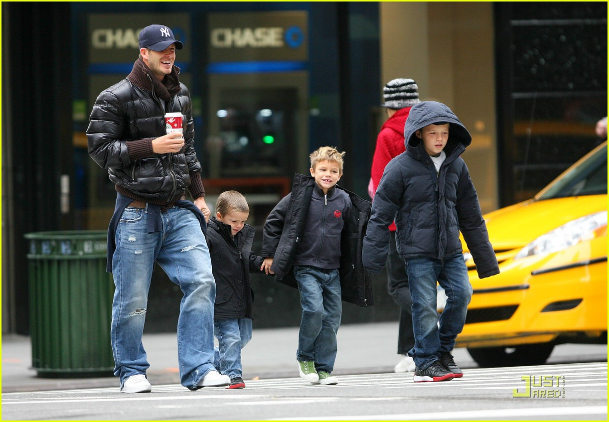 david beckham big apple boys 151571261