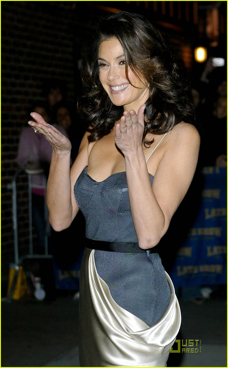 teri hatcher letterman 11