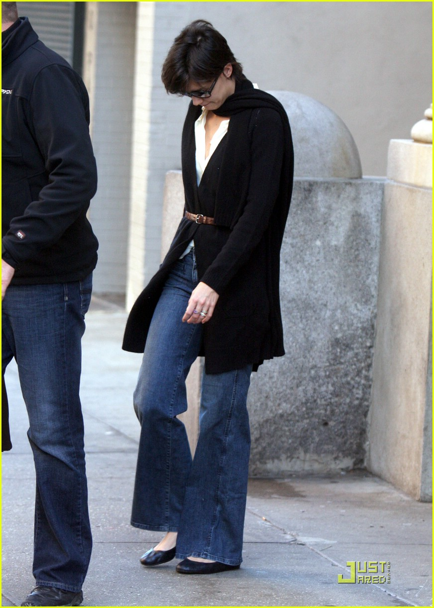 katie holmes nyc 011562041