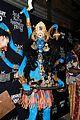 heidi klum blue indian goddess halloween 29